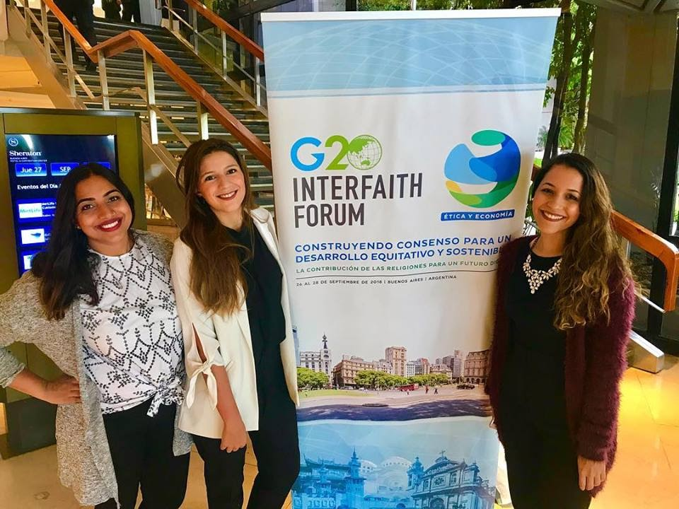 G20 Interfaith Forum in Argentina, September 26-28, 2018