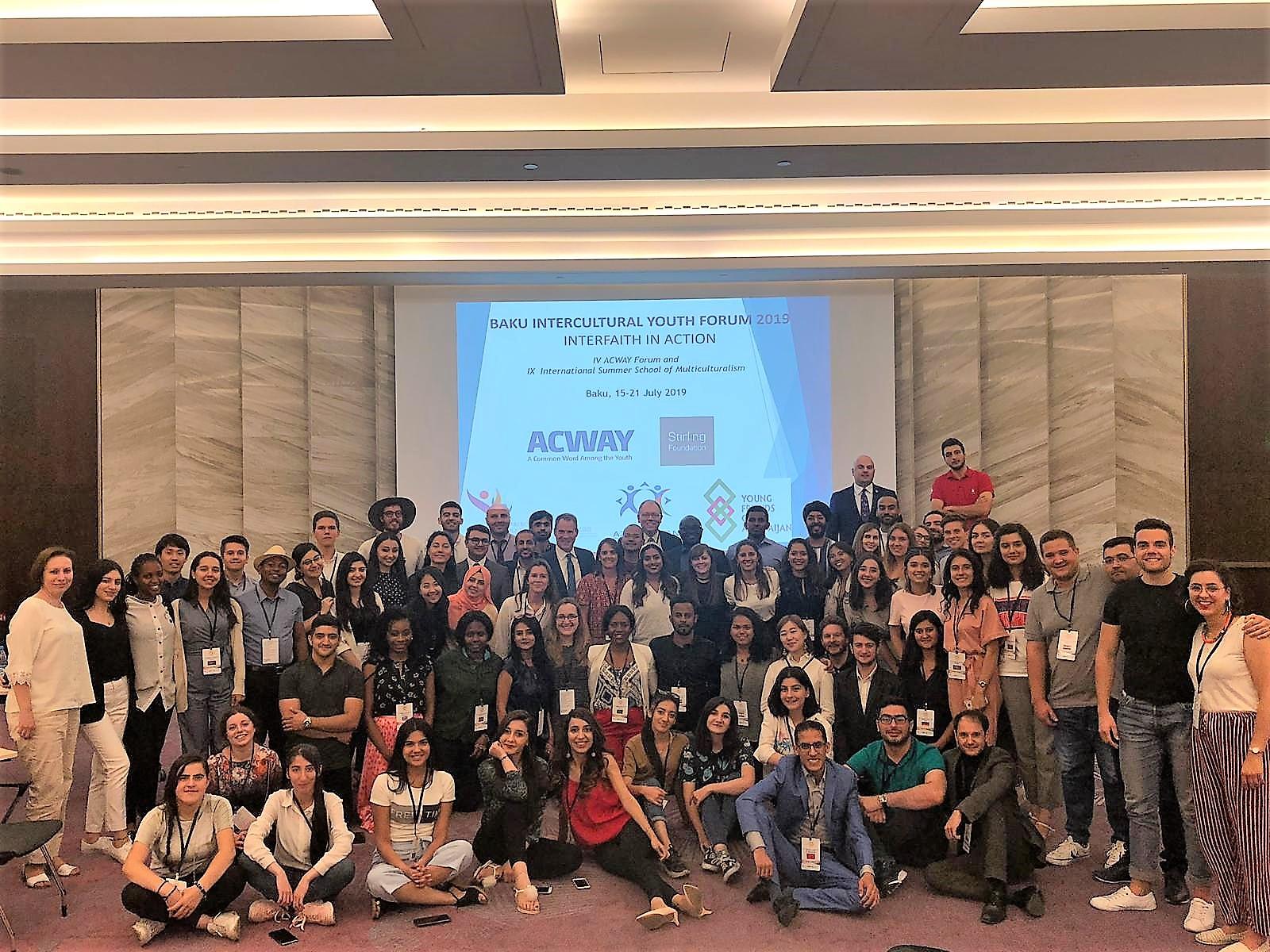 Baku International Youth Forum 2019 – Interfaith in Action