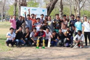 Cricket Match for Interfaith Harmony